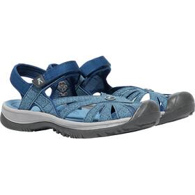 Keen Rose Sandalias Mujer, blue opal/provincial blue